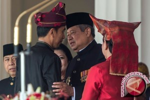 SBY Harapkan Bangsa Indonesia Makin Bersatu