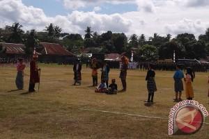 Drama Perjuangan Meriahkan HUT RI di Baubau