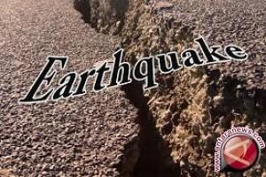 Selama 2017 Terjadi 141 Gempa Bumi Sultra