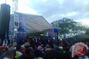Sekjen Kukuhkan Pengurus DPD Demokrat Sultra 2016-2021