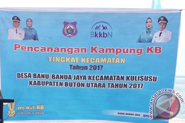 BKKBN: Capaian Peserta KB Pria Sultra Rendah