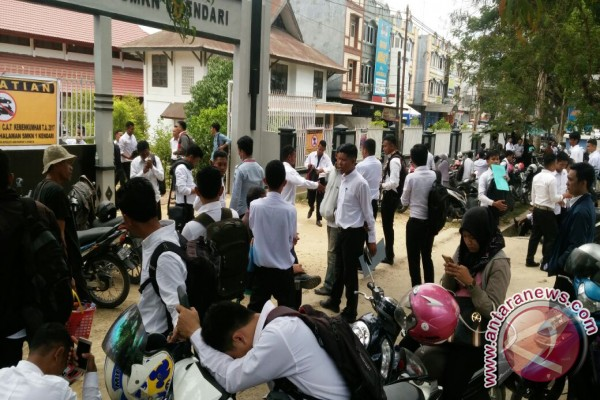 CPNS Kemenkumham Sultra Masuki Tes Hari Kedua
