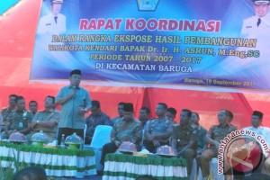 Asrun : Rakor Ekspose Tingkat Kecamatan