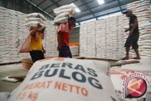 Bulog Sultra kuasai stok beras 6.000 ton