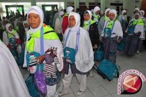 452 Jamaah Haji Tiba di Kendari