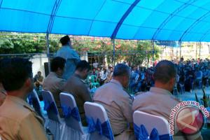 Asrun: Pamit Kepada Warga Kecamatan Baruga