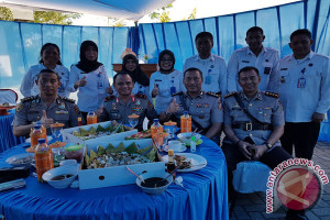 Serah Terima Jabatan Kepala BNNP Sultra
