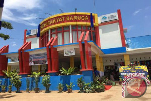 Wali Kota Kendari Resmikan Pasar Tradisional Baruga