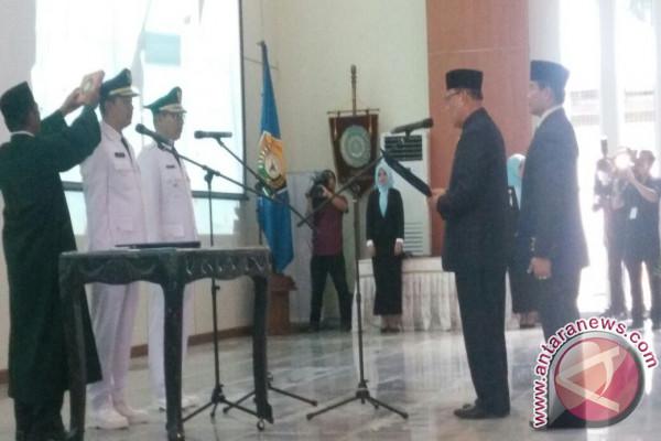 Adriatma Dilantik Jadi Wali Kota Kendari 2017-2022