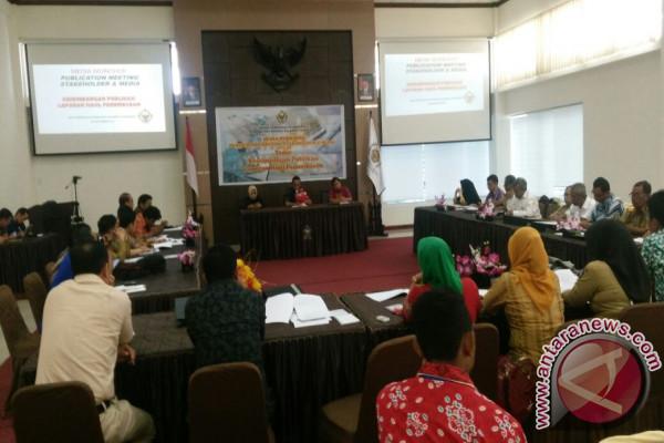 BPK Sultra Workshop Libatkan Humas dan Media