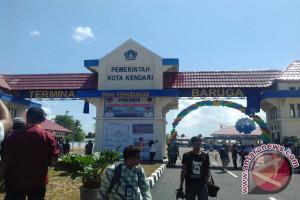 Wali Kota Resmikan Pemanfaatan Terminal Baruga
