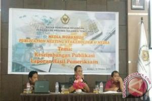 BPK Berharap Daerah Transparan Beri Informasi