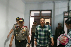 Kapolda Kunjungan Silaturahmi Keruangan Ketua DPRD Sultra