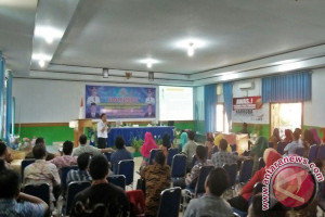 BNN Sultra Sosialisasi P4GN