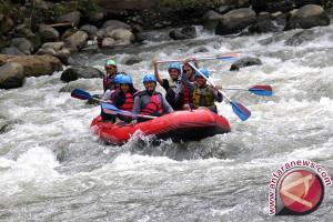 Sungai Konaweha Potensial Wisata Arung Jeram