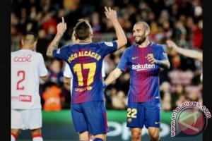 Barcelona hantam Murcia 5-0 di Copa del Rey