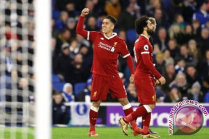 Klasemen Liga Inggris: Man City teratas, Liverpool keempat