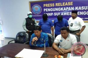 BNNP Sultra Tangkap Dua Pengedar Narkotika