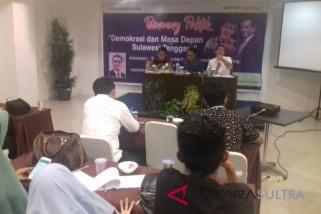 Forum jurnalis gelar bincang politik demokrasi Sultra