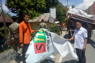 Rusda-Sjafei instruksikan relawan tertibkan APK