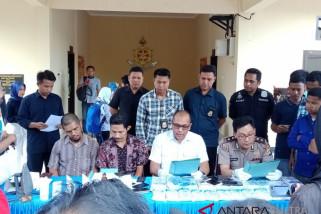 Polda Sultra ungkap kasus perdagangan garam ilegal