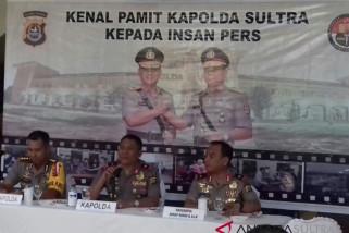 Kapolda: pintu Polda Sultra terbuka untuk pers