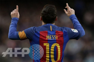 Barcelona lolos ke perempatfinal Liga Champions