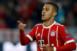 Tekuk Turki Besiktas, Bayern ke perempatfinal Liga Champions