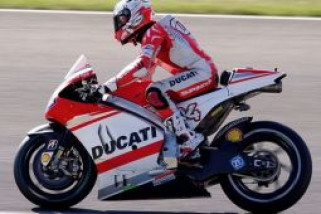 Race pembuka, Dovizioso juara MotoGP Qatar