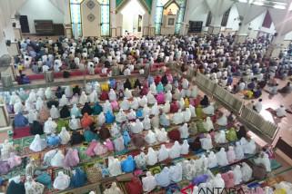 Gubernur safari Ramadhan di Masjid Al Kautsar