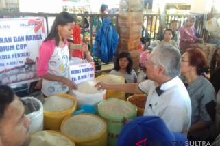 Mendag: harga pangan di Kendari stabil