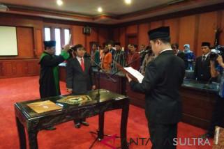 Isma kembali dilantik sebagai Penjabat Sekda Sultra