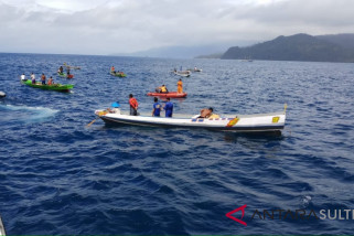 KSOP cari korban tabrakan kapal di Perairan Wonii