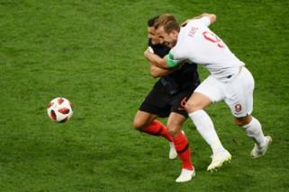 Fakta-fakta kemenangan Kroasia atas Inggris