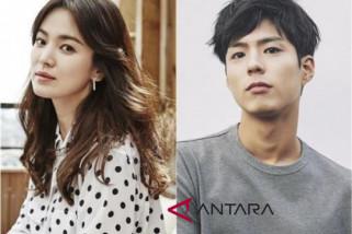 Drama Song Hye-kyo & Park Bo-gum tayang November