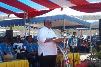 Gubernur Sultra pimpin doa untuk Sulteng