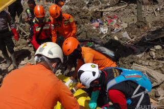Tim relawan Sultra kembali temukan empat jenazah