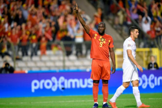 Belgia pimpin peringkat FIFA, Indonesia naik empat tingkat