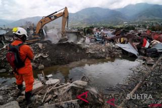 Masa tanggap darurat bencana Sulawesi Tengah diperpanjang