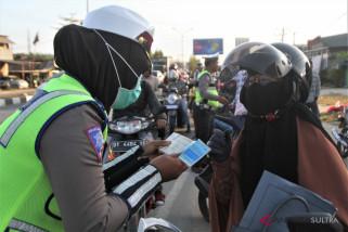 Meningkat, pelanggaran lalu lintas 2018 di Sultra