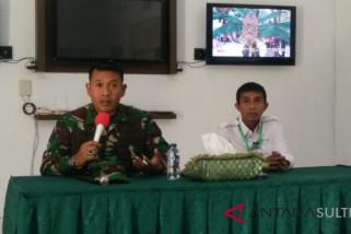 PWI apresiasi media center di Kodim Kendari