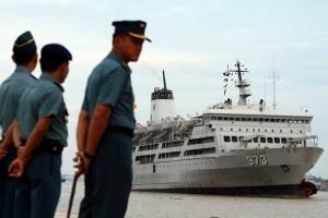 """AL selamatkan """"muka"""" Indonesia di Selat Malaka"""