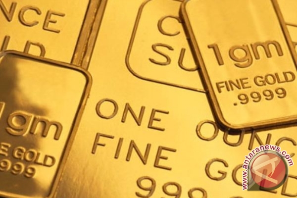 Penjualan logam mulia di Palembang turun drastis