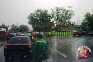 BMKG: seluruh wilayah Sumsel berpeluang hujan