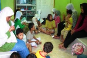 Jumlah panti asuhan di Palembang turun drastis
