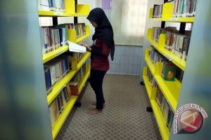 Perpustakaan Musirawas sepi pengunjung