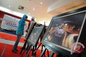 Komunitas fotografi gelar pameran di mal Palembang