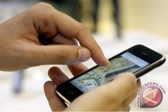Warga Palembang sering diganggu sms undian palsu