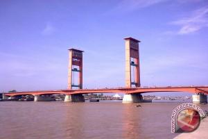 Wisatawan Malaysia paling banyak berkunjung ke Palembang
