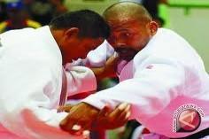 Tim Judo pulang dengan kepala tegak